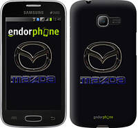 "Чехол на Samsung Galaxy Star Plus S7262 Mazda. Logo v2 ""3122u-360"""