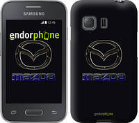 "Чехол на Samsung Galaxy Young 2 G130h Mazda. Logo v2 ""3122u-206"""