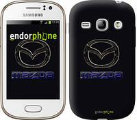 "Чехол на Samsung Galaxy Fame S6810 Mazda. Logo v2 ""3122u-254"""