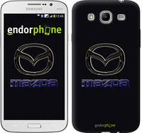 "Чехол на Samsung Galaxy Mega 5.8 I9150 Mazda. Logo v2 ""3122u-309"""