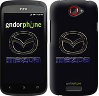 """Чехол на HTC One S z560e Mazda. Logo v2 """"3122u-226"""""""
