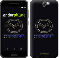 "Чехол на HTC One A9 Mazda. Logo v2 ""3122u-156"""