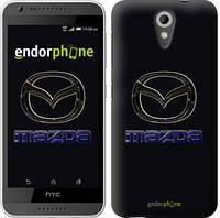 "Чехол на HTC Desire 620 Mazda. Logo v2 ""3122u-186"""