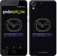 "Чехол на HTC Desire 728G Mazda. Logo v2 ""3122u-145"""
