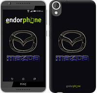 "Чехол на HTC Desire 820 Mazda. Logo v2 ""3122c-133"""