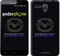 """Чехол на Lenovo A616 Mazda. Logo v2 """"3122u-368"""""""