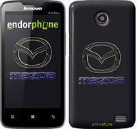 """Чехол на Lenovo A820 Mazda. Logo v2 """"3122c-68"""""""