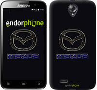 """Чехол на Lenovo A850 Mazda. Logo v2 """"3122c-79"""""""