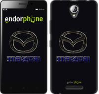 """Чехол на Lenovo A5000 Mazda. Logo v2 """"3122u-119"""""""