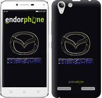"Чехол на Lenovo K5 Plus Mazda. Logo v2 ""3122u-278"""