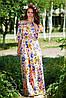 Платье 036 гл шифон