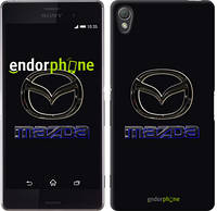 "Чехол на Sony Xperia Z3 D6603 Mazda. Logo v2 ""3122c-58"""