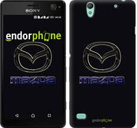"Чехол на Sony Xperia C4 Mazda. Logo v2 ""3122c-295"""