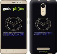 "Чехол на Xiaomi Redmi Note 3 Mazda. Logo v2 ""3122c-95"""