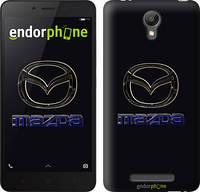 "Чехол на Xiaomi Redmi Note 2 Mazda. Logo v2 ""3122c-96"""