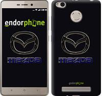 "Чехол на Xiaomi Redmi 3 Pro Mazda. Logo v2 ""3122c-341"""