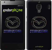 "Чехол на Xiaomi Redmi Mazda. Logo v2 ""3122u-110"""