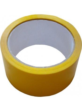 Скотч упаковочный желтый 48 мм х 66 м