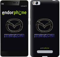 """Чехол на Xiaomi Mi4i Mazda. Logo v2 """"3122c-177"""""""