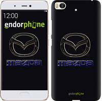 "Чехол на Xiaomi Mi 5s Mazda. Logo v2 ""3122c-395"""