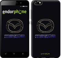 "Чехол на Huawei Honor 4X Mazda. Logo v2 ""3122u-166"""