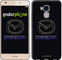 "Чехол на Huawei Honor 5C Mazda. Logo v2 ""3122c-356"""