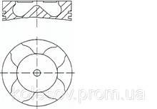 Поршни  AUDI  (A4, A6, A8)  2,5 TDI V6, д.78,3мм.