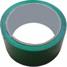 Скотч упаковочный зеленый 48 мм х 66 м