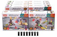 """Конструктор   """"NINJA""""    (коробка  8 шт. )  Х307 р.20,5*15,5*5,5см /128/"""