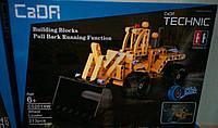 CADA Technic Трактор 52014 аналог Lego Technic