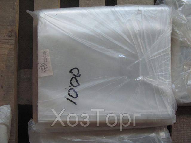 Пакет прозрачный полипропиленовый + скотч  4*34+4\25мк +скотч+ш+ж+перф (1000 шт) - ХозТорг в Харькове