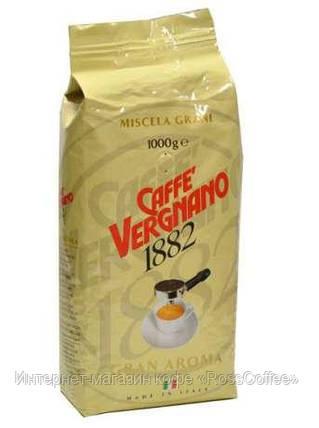 Кофе в зернах Vergnano Gran Aroma 1 кг, фото 2