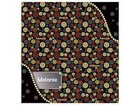 """Полиэтиленовый пакеты с пластиковой ручкой""""Мелани"""" без ручки (10 шт)"""