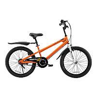 "Велосипед RoyalBaby FREESTYLE 20"" оранжевый"