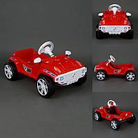 Машина педальная детская Орион 792 красная