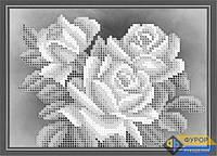 Схема для вышивки бисером - Три розы, Арт. ДБч5-115