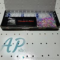 Набор резинок для плетения  Loom Band LB012 разноцветные резиночки для плетения браслетов, браслеты из резинок