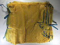 Мешок  овощная сетка (р40х60) 20кг\17гр желтая (100 шт)