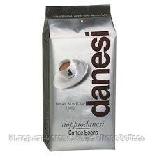 Кофе в зернах Danesi Doppio Espresso Italiano 1 кг, фото 2