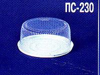 Упаковка из полистирола для торта ПС-230 (V2600мл) Ф235*95 (200 шт)
