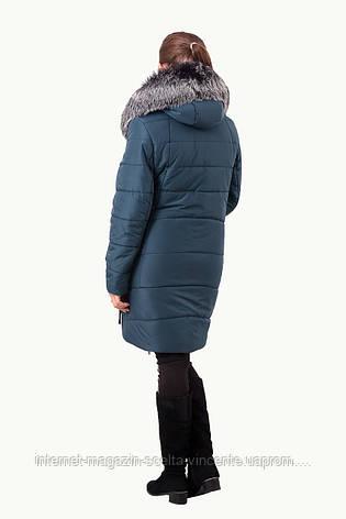 Зимняя женская куртка больших размеров 50-60  SV Глэйд, фото 2