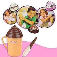 Стаканчик для приготовления мороженого Айс Крим Меджик, волшебная мороженица Ice Cream Magic, фото 1