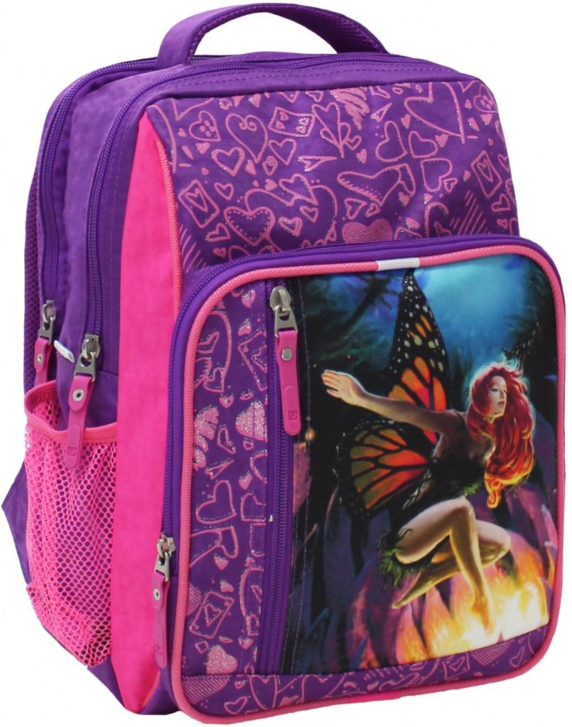 Рюкзак для девочек с фотопринтом феи