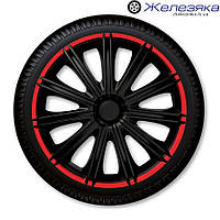 Колпаки R13 4Racing NERO R BLACK