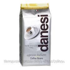 Кофе в зернах Danesi Gold Quality Espresso Italiano 1 кг
