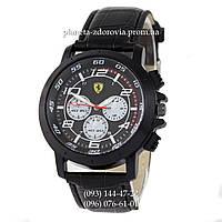 Часы наручные мужские Ferrari black