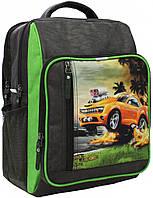 Рюкзак для мальчика с фотопринтом