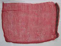 Сетка овощная, сетка-мешок для овощей (р50х80) 40кг фиолетовая (100 шт)