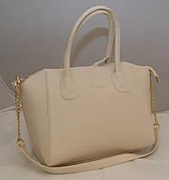 Женская сумка Givenchy, цвет бежевый Живанши
