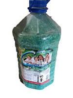 "Соль морская для ванн ""Сімейна"" зеленый чай в бут 6,5 кг (1 шт)"